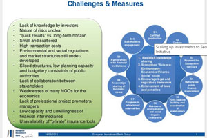 Unlocking Capital for Land Use and Conservation Projects: Challenges and Measures – European Investment Bank
