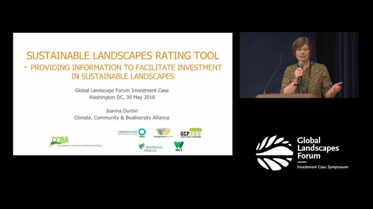 Sustainable Landscapes Rating Tool